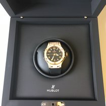 Hublot 38mm Cuarzo 2008 usados Big Bang 38 mm Negro