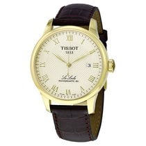Tissot new Automatic Display back 39.3mm Gold/Steel Sapphire crystal