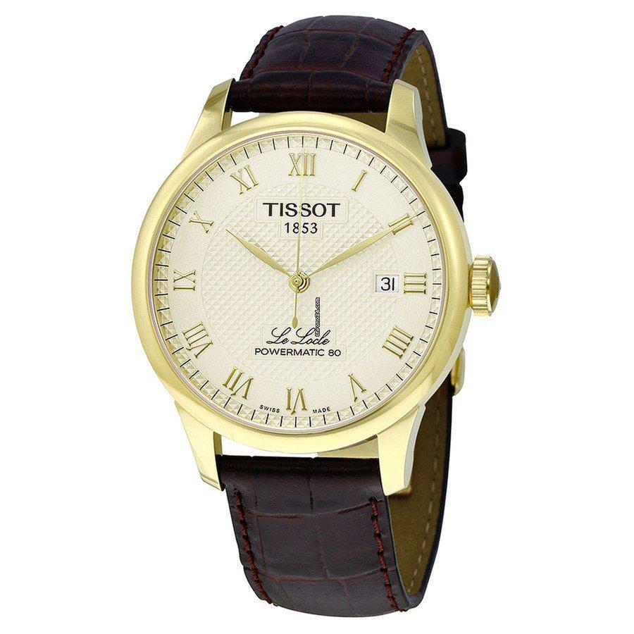 Tissot Le Locle Powermatic 80 T0064073626300  e87bf5f450f