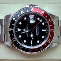 Rolex [B+P+NO-HOLE+NEVER POLISHED] GMT Master II COKE - D - 2006