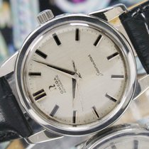 Omega 33mm Automatic 1962 pre-owned Seamaster (Submodel) Silver