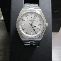 Vacheron Constantin Overseas Steel 41mm Silver No numerals United States of America, New York, New York