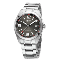 Epos Steel 39mm Automatic 3411.131.20.54.30 new