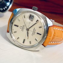 Omega Seamaster Crosshair original Dial Men's vintage watch + Box
