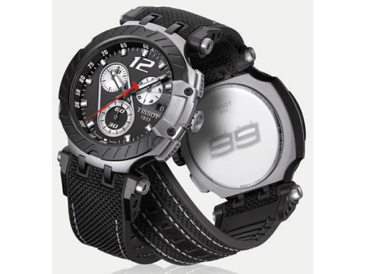 tissot t race motogp 2019 chronograph limited edition jorge for 833 for sale from a trusted. Black Bedroom Furniture Sets. Home Design Ideas
