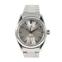 Omega 2518.30.00 Steel 2004 Seamaster 36mm pre-owned