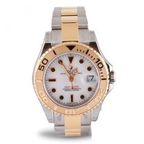 Rolex Yacht-Master (Submodel) pre-owned 29mm Gold/Steel