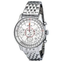 Breitling AB013012/G709 Steel Montbrillant 01 40mm pre-owned