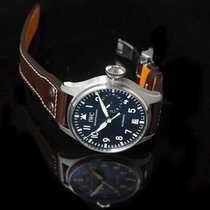IWC Big Pilot Steel 46.2mm Blue United States of America, California, San Mateo