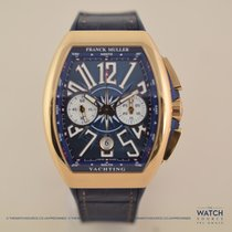 Franck Muller Vanguard Rose gold Blue Arabic numerals United Kingdom, Hemel Hempstead, Hertfordshire