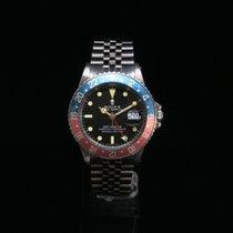 Rolex 1675 Acier GMT-Master 40mm