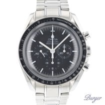 Omega Speedmaster Professional Moonwatch Zeljezo 42mm Crn