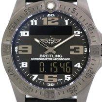 Breitling Aerospace EVO Titanium 43mm Blue United States of America, Virginia, Vienna