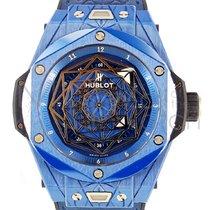 Hublot Big Bang Sang Bleu Cerámica 45mm Azul