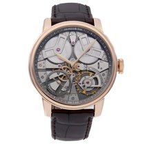 Arnold & Son Or rose Remontage manuel Sans chiffres 46mm occasion TB88