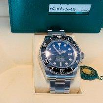 Rolex Sea-Dweller Deepsea 126660 Neu Stahl 44mm Automatik Schweiz, Genève