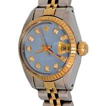 Rolex Lady-Datejust Acero 25mm Sin cifras