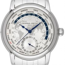 Frederique Constant Manufacture Worldtimer FC-718MC4H6B 2019 new