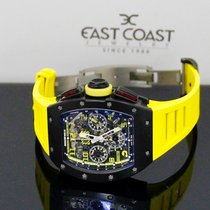 Richard Mille Carbon 49.94 x 44.50 mmmm Automatic RM011 new