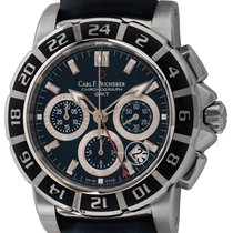 Carl F. Bucherer Steel 42mm Automatic 00.10618.13.53.01 pre-owned United States of America, Texas, Austin