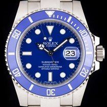 Rolex Submariner Date 116619LB 2008 pre-owned