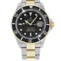 Rolex Submariner Date Gold/Steel 40mm Gold No numerals South Africa, Johannesburg