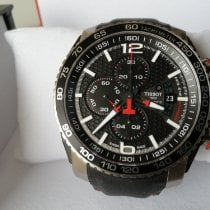 Tissot PRS 516 Extreme Automatic Zeljezo 44mm Crn