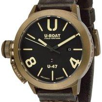 U-Boat Classico Бронза 47mm Коричневый