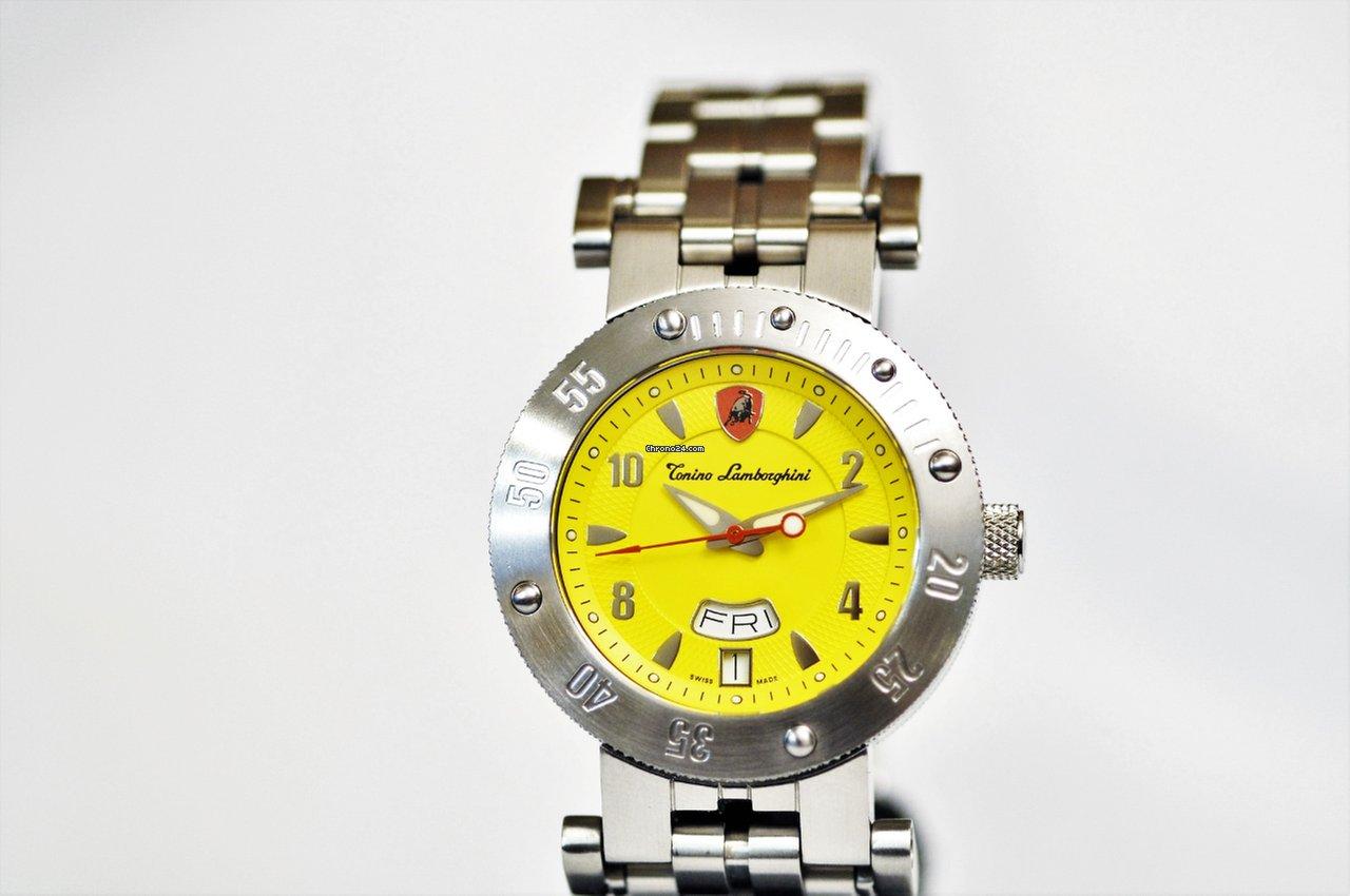 2764e2caeffc Relojes Tonino Lamborghini - Precios de todos los relojes Tonino  Lamborghini en Chrono24