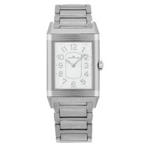Jaeger-LeCoultre Grande Reverso Lady Ultra Thin Steel 40mm Silver