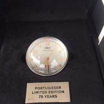 """IWC Tischuhr """"75 Jahre Portugieser"""""""