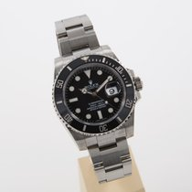 Rolex Submariner Date 116610LN top condition LC 170 box papers