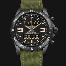 Breitling Chronospace Military nouveau