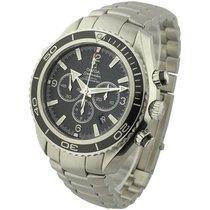 Omega 2210.50.00 Planet Ocean Chronograph - Steel on Bracelet...