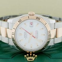 Rolex Datejust Thunderbird Turnograph 2-Tone Rose/Steel 36MM...