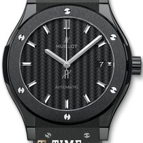 Hublot Classic Fusion 45, 42, 38, 33 mm nowość 2019 Automatyczny Zegarek z oryginalnym pudełkiem i oryginalnymi dokumentami 511.CM.1771.RX