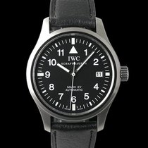 IWC Pilot Mark pre-owned 38mm Steel