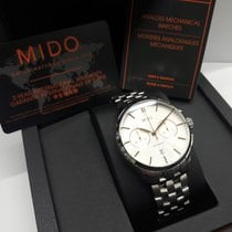 Mido Steel Automatic M024.427.11.031.00 new
