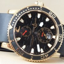 Ulysse Nardin 18K BLACK SURF LIMITED EDITION 500 st. 266-37