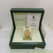 Rolex Day-Date Oysterquartz Or 18kt.
