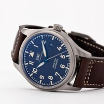 IWC Pilot Mark Titanium 40mm Black Arabic numerals United States of America, Virginia, Williamsburg