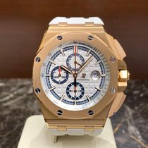 Audemars Piguet Royal Oak Offshore Chronograph 26408OR.OO.A010CA.01 2018 neu