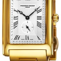 Frederique Constant Classics Carree Steel 26mm Silver United States of America, New York, Brooklyn