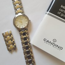 Candino Steel Quartz pre-owned