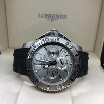 Longines 47.5mm Automatic pre-owned HydroConquest