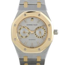 Audemars Piguet Royal Oak Day-Date Steel Grey