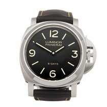 Panerai Luminor Base 8 Days 44mm Steel