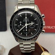 Omega 31130423001005 Acero Speedmaster Professional Moonwatch 42mm