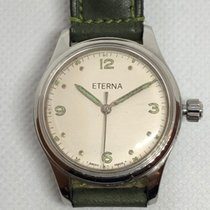 Eterna Acciaio 31mm Manuale 3215269 usato Italia, Firenze