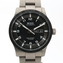 Mido Multifort M018.430.44.052.80 2018 pre-owned